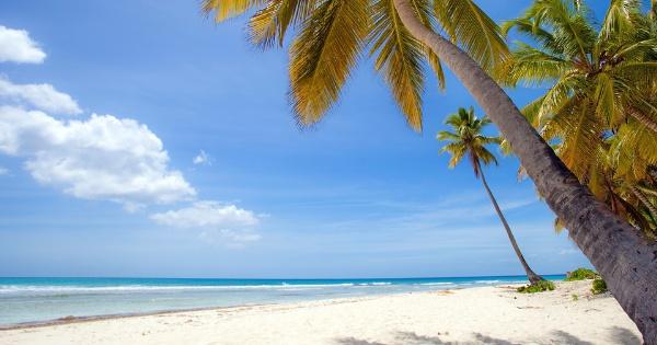 playa limpia de santo domingo