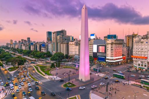ciudad mas visitada de argentina