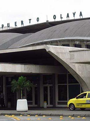aeropuerto de medellín