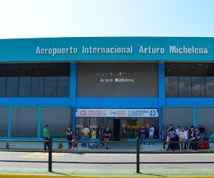 Aeropuerto de valencia Venezuela