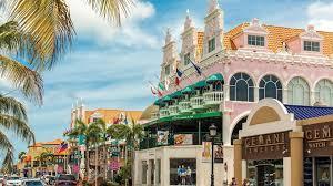 ciudad hermosa de aruba
